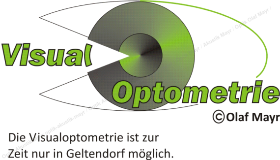 Visualoptometrie Logo Optik-Akustik-Mayr ( Copyright 2011 Olaf Mayr